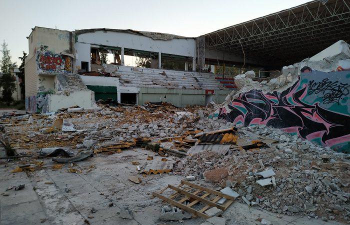 Νέες ελλείψεις και κίνδυνοι αποκαλύπτονται για το νέο κλειστό γυμναστήριο της Αρτάκης